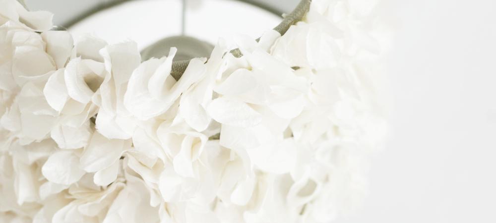 DIY | bloemenlampje