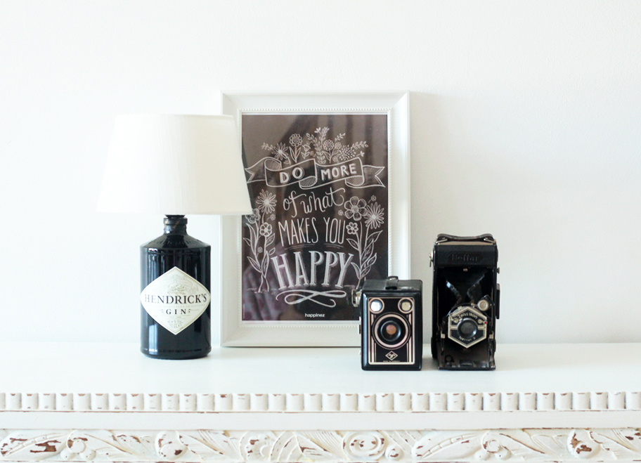 DIY | Gin-lampje • Miss Murphy