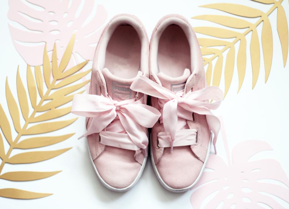 Nieuwe liefde – sneakers